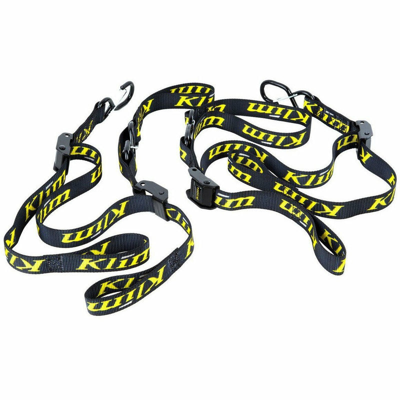 Klim Double Cam Tie Down Accessories Klim Pair