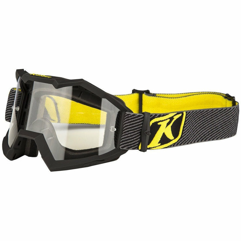 Klim Viper Off-Road Goggle Goggles Klim Patriot Smoke Blue Mirror