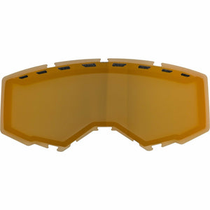 Fly Racing 2019 Zone/Focus Snow Goggle Replacement Vented Lens Accessories Fly Racing POLARIZED ORANGE MIRROR/SMOKE