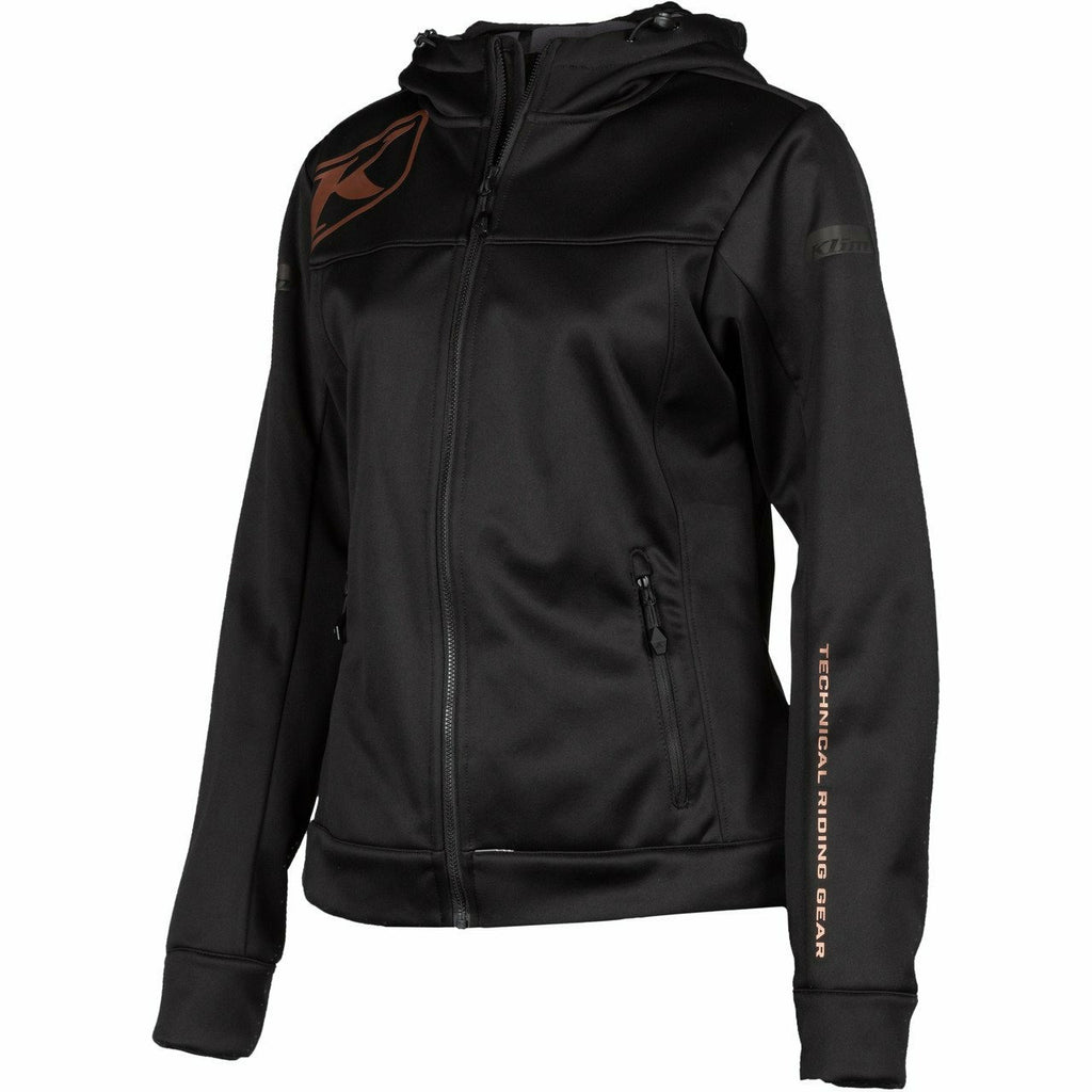 Klim Evolution Hoodie Youth 21 Klim 2021 Black - Rose Gold YSM