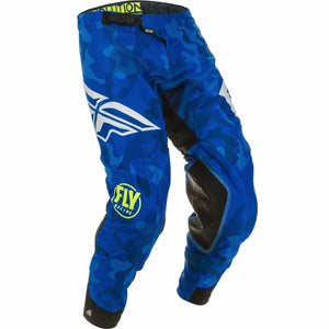 Fly Racing Evolution DST Pants Fly Racing Off-Road Blue/White 28