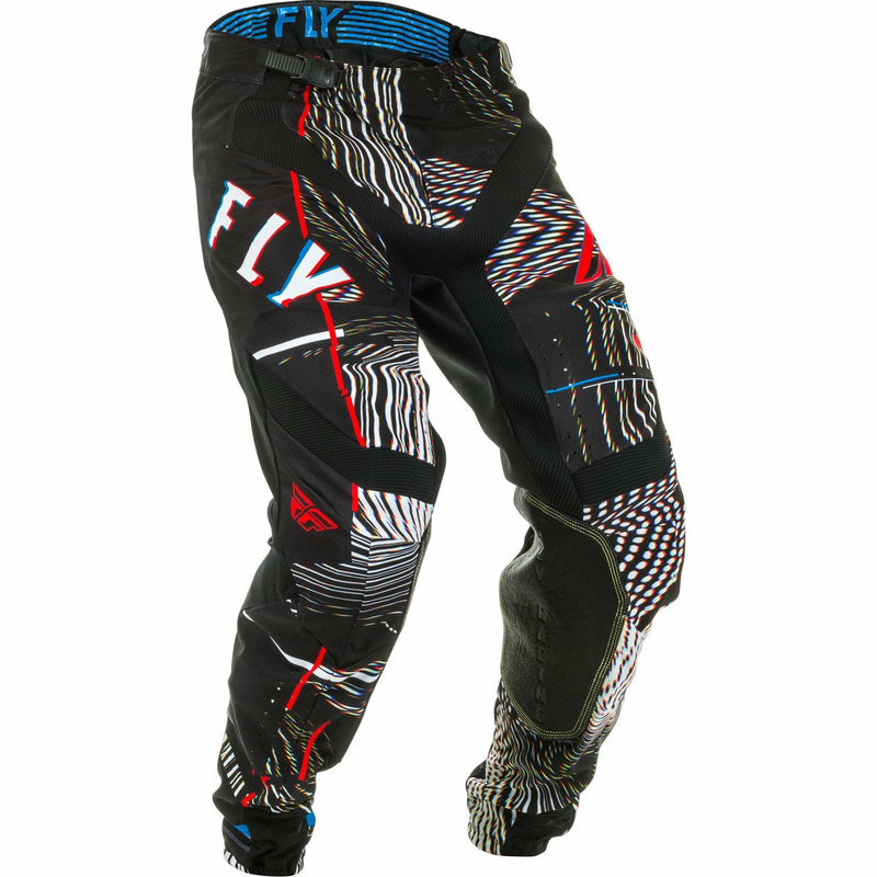 Fly Racing Lite Glitch Pants Fly Racing Off-Road Black/Red/Blue 28