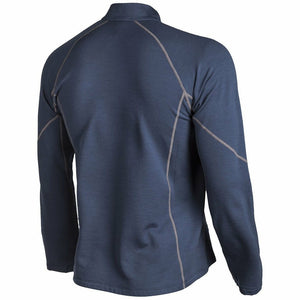 Klim Teton Merino Wool 1/4 Zip Shirt Layers Klim