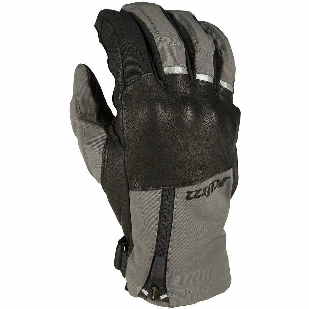 Klim Vanguard GTX Short Off-Road Glove Gloves Klim Gray SM