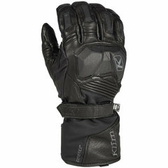 Klim Badlands GTX Long Off-Road Glove Gloves Klim Black SM