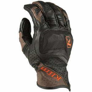 Klim Badlands Aero Pro Short Off-Road Glove Gloves Klim Brown SM