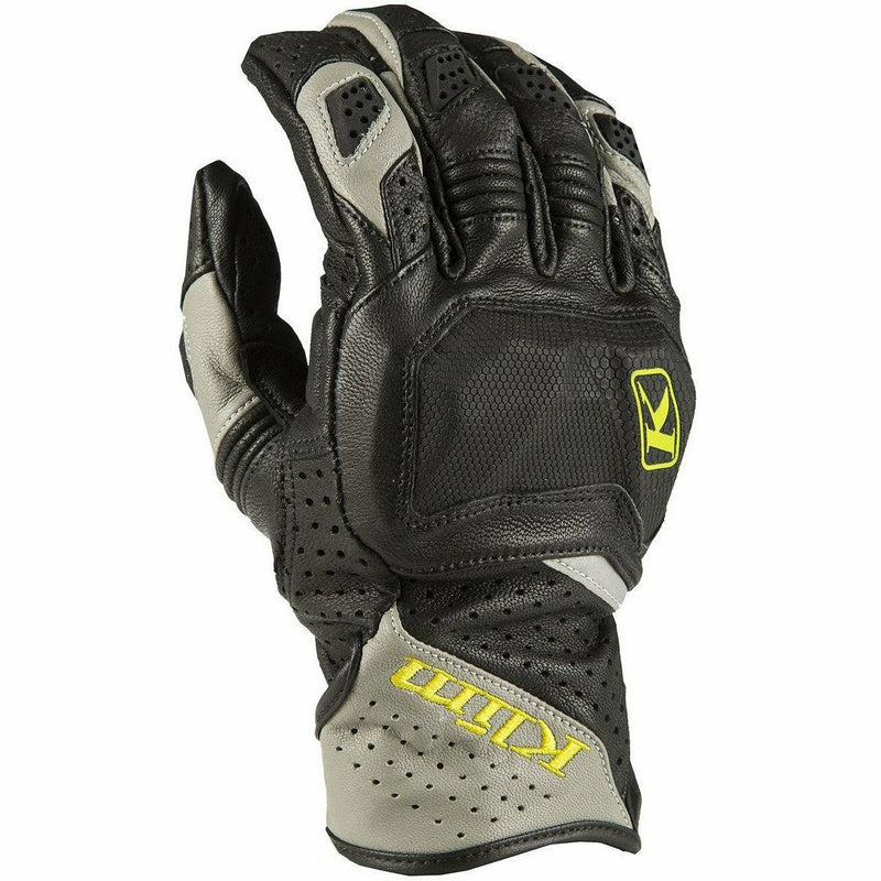 Klim Badlands Aero Pro Short Off-Road Glove Gloves Klim Gray SM