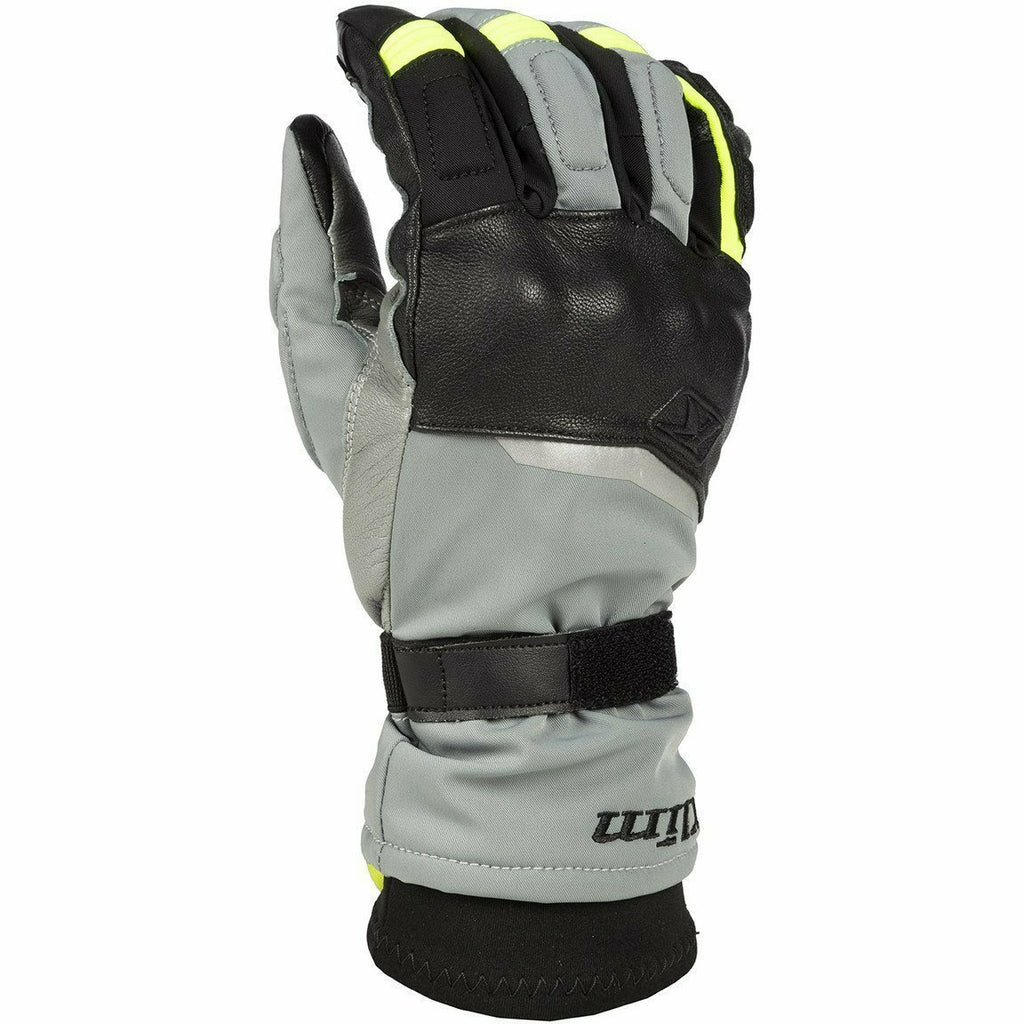 Klim Vanguard GTX Long Off-Road Glove Gloves Klim Gray SM