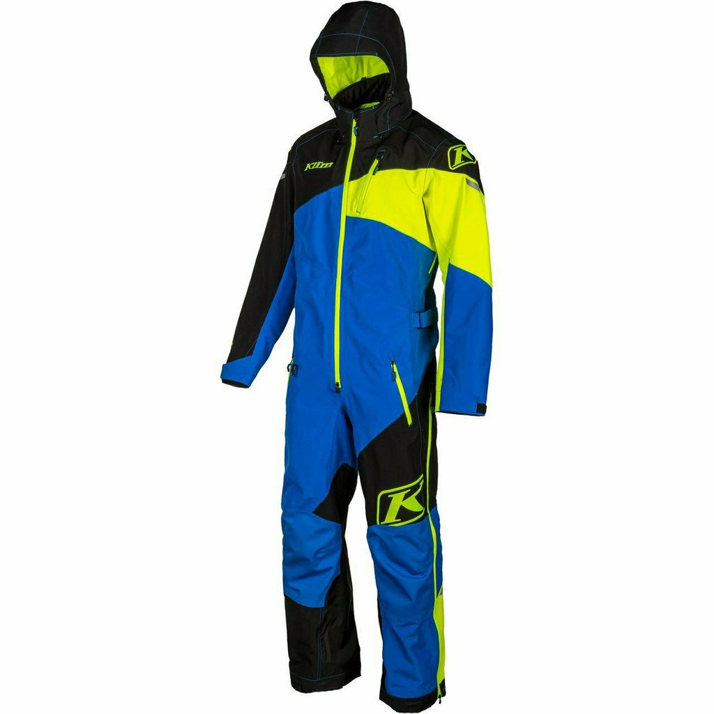 Klim Ripsa One-Piece - New Monosuit Klim Ripsa One-Piece XS Skydiver Blue - Hi-Vis