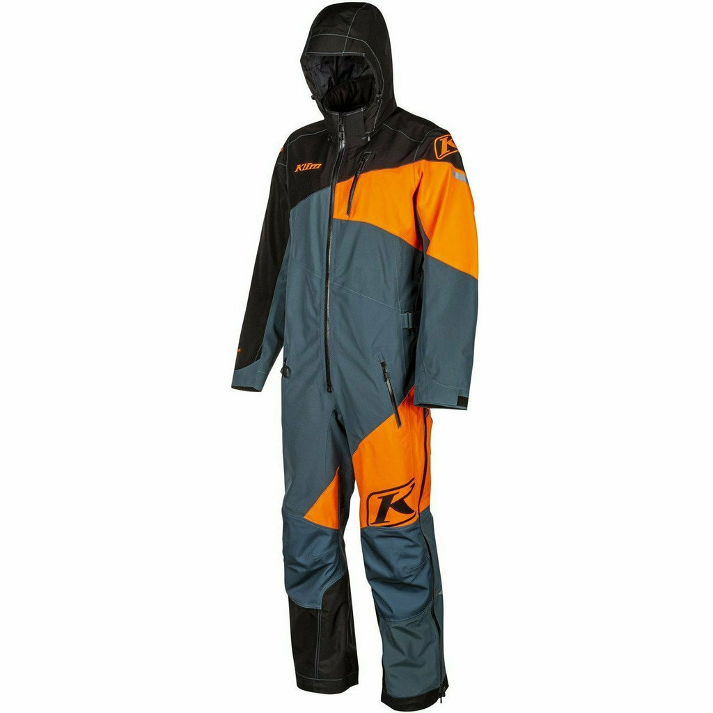 Klim Ripsa One-Piece - New Monosuit Klim Ripsa One-Piece XS Strike Orange
