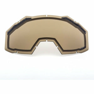 Klim Viper Replacement DBL Lens 21 Accessories Klim Light Brown Polarized