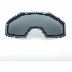 Klim Viper Replacement DBL Lens 21 Accessories Klim Smoke Polarized