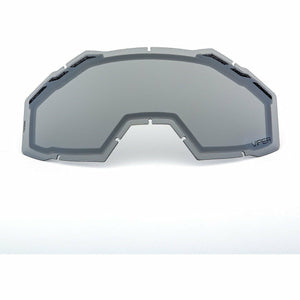 Klim Viper Replacement DBL Lens 21 Accessories Klim Smoke Silver Mirror