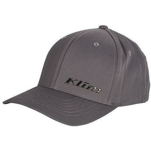Klim Stealth Flex Fit Hat Hat Klim Gray SM - MD