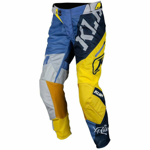 Klim Women's XC Lite Off-Road Pant Pants & Bibs Klim Yellow 4