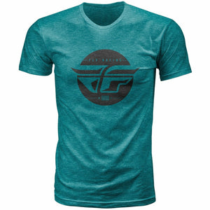 Fly Racing Inversion Tee 2020 Fly 2020 EMERALD 2X
