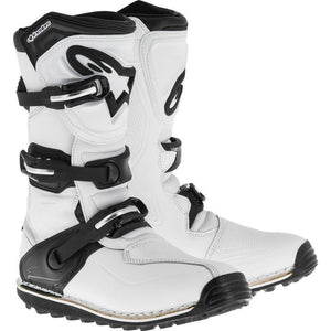 Alpinestars Tech T Boots Footwear ALPINESTARS WHITE/BLACK 5