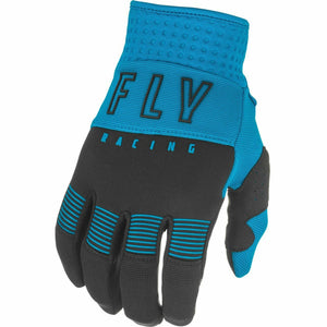 Fly Racing Youth F16 Gloves 21 Fly Racing 2021 BLUE/BLACK 1