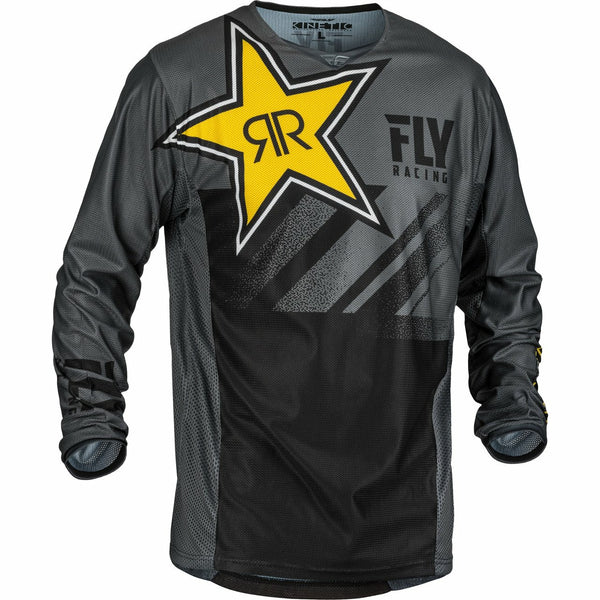 Fly Racing 2019.5 Kinetic Mesh Rockstar Jersey