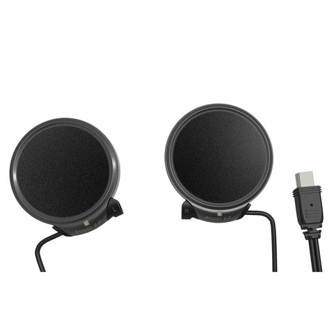 UCLEAR Boost 2.0 Speaker/Mic Kit Communication UCLEAR