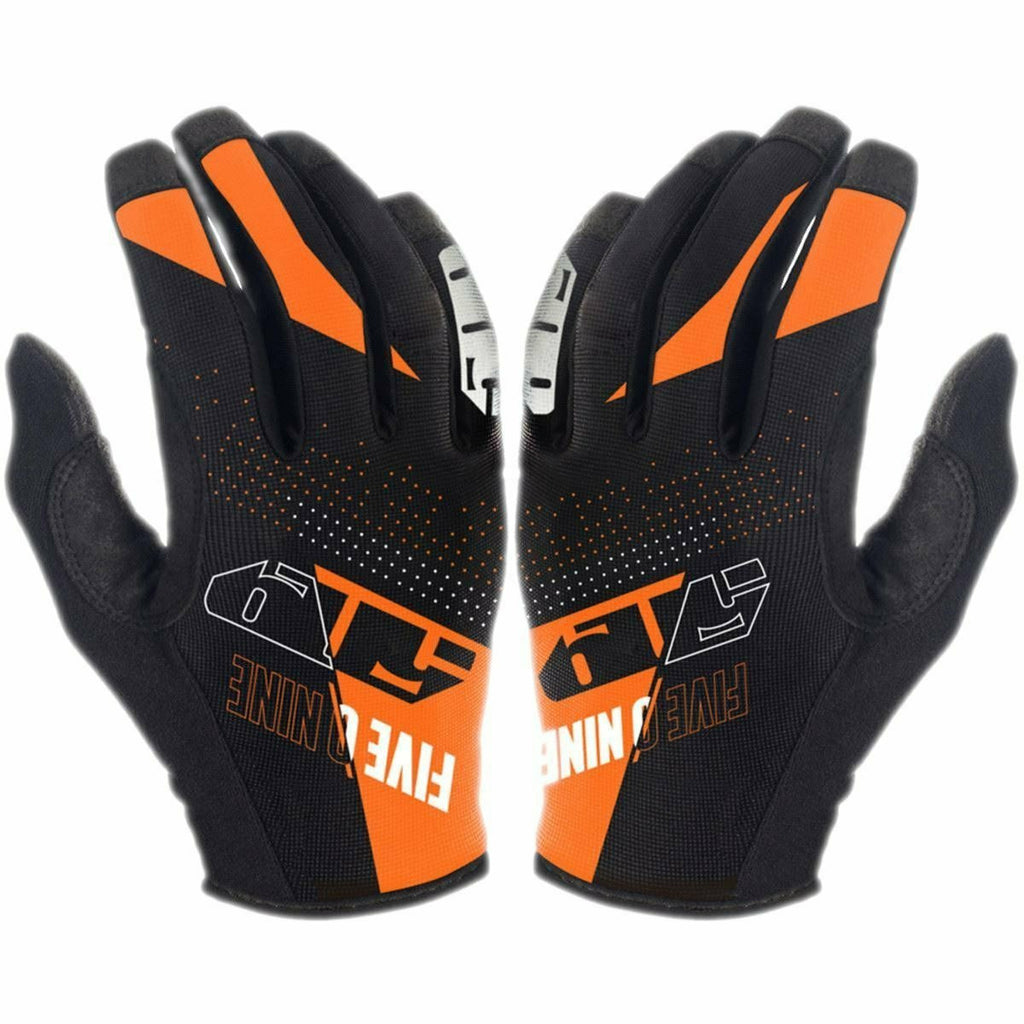 509 4 Low Gloves | 509 Motocross gloves Gloves 509 Orange XS