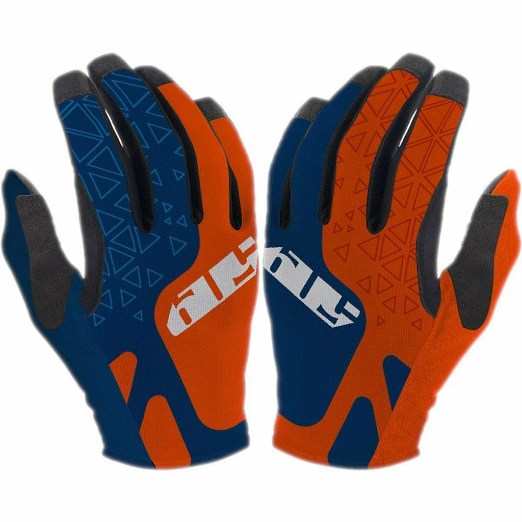 509 4 Low Gloves | 509 Motocross gloves Gloves 509 Orange Hextant XS