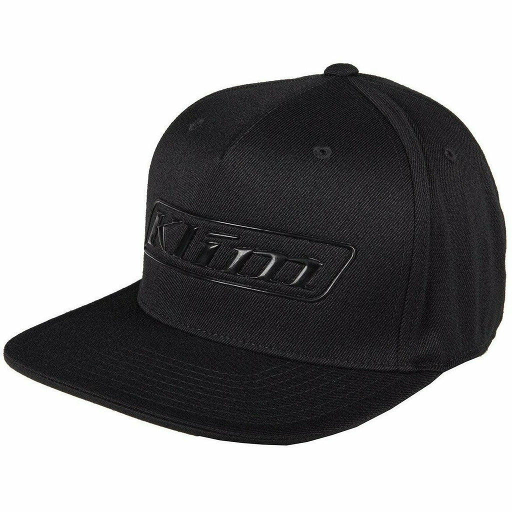 Klim Slider Hat - New Hat Klim Slider Hat Black - Asphalt