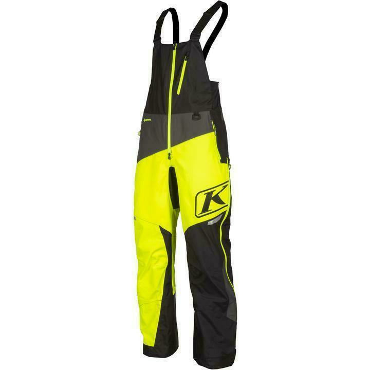 Klim Storm Pant/Bib Pants & Bibs Klim Light Green SM