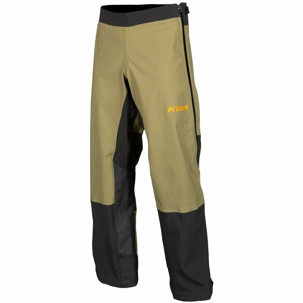 Klim Enduro S4 Pant Pants & Bibs Klim Burnt Olive - Strike Orange Tall 32