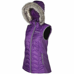 Klim Arise Women's Vest Layers Klim Purple SM