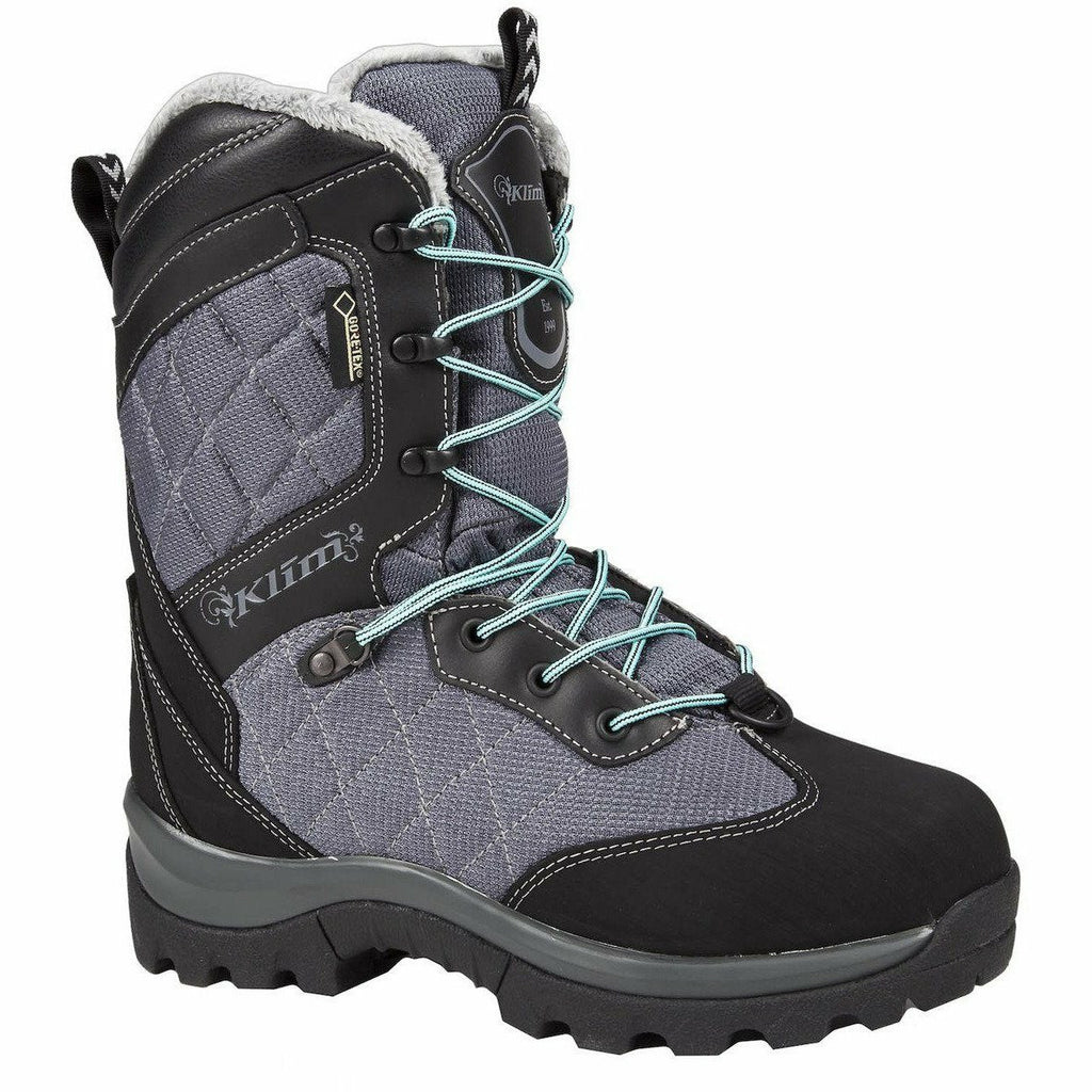 Klim Aurora GTX Women's Boot | Sale Footwear Klim Gray - Black 5