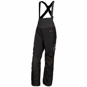 Klim Alpine Women's Bib 2021 Pants & Bibs Klim Black/Rose Gold XS