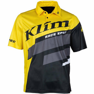Klim Race Spec Polo - New T-Shirt Klim Corporate XS