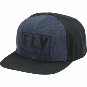 Fly Racing Youth Gasket Hat Fly Racing Off-Road Black/Blue YOUTH