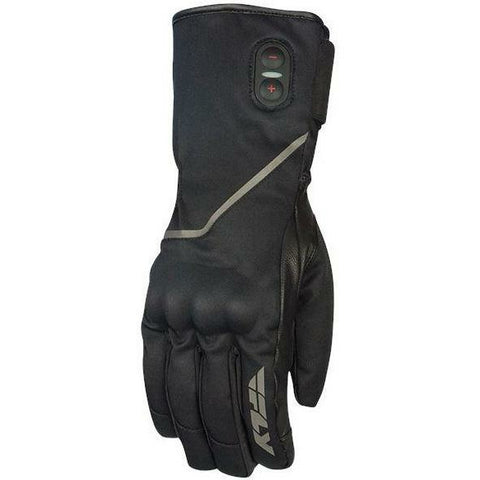FLY Racing Ignitor Pro Battery Heated Glove Gloves Fly Racing Black XSmall