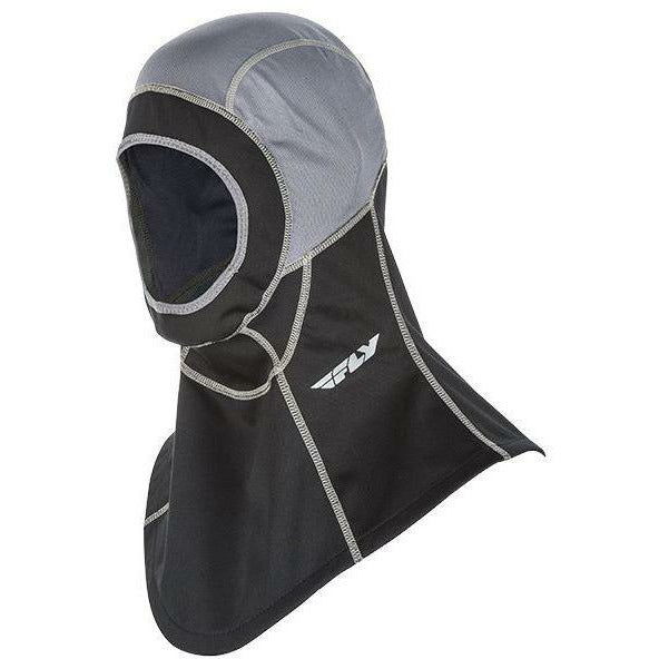 Fly Racing Ignitor Air Open Face Balaclava Youth Balaclava Fly Racing Black Y