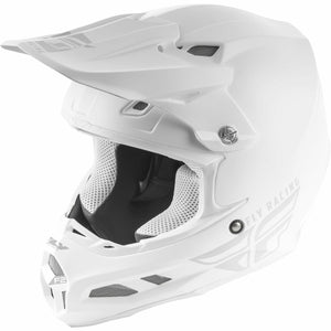 Fly Racing F2 Carbon MIPS Solid Helmet Helmet Fly Racing WHITE MD