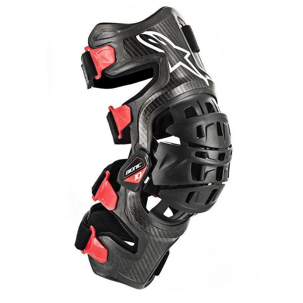Alpinestars Bionic 10 Carbon Knee Brace ALPINESTARS LEFT LG