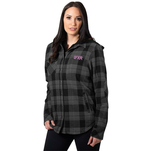 FXR Timber Plaid Insulated Women's Jacket 2020