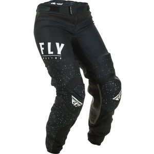 Fly Racing Youth Lite Pants Fly Racing Off-Road Black/White 20
