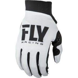 Fly Racing Women's Motocross Pro Lite Gloves Gloves Fly Racing WHITE/BLACK 03