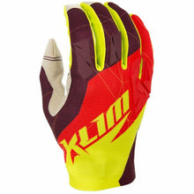 Klim XC Off-Road Glove | Sale Gloves Klim Red SM