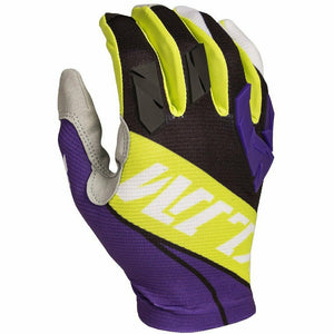 Klim XC Lite Off-Road Glove Gloves Klim Purple SM