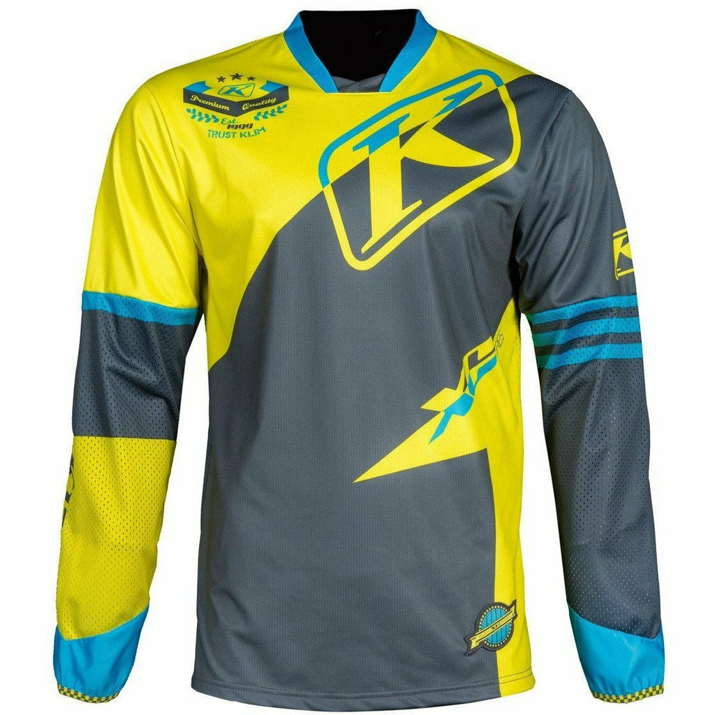 Klim XC Off-Road Jersey | Sale Jersey Klim Green XL