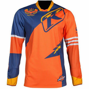 Klim XC Off-Road Jersey | Sale Jersey Klim Orange Flame SM