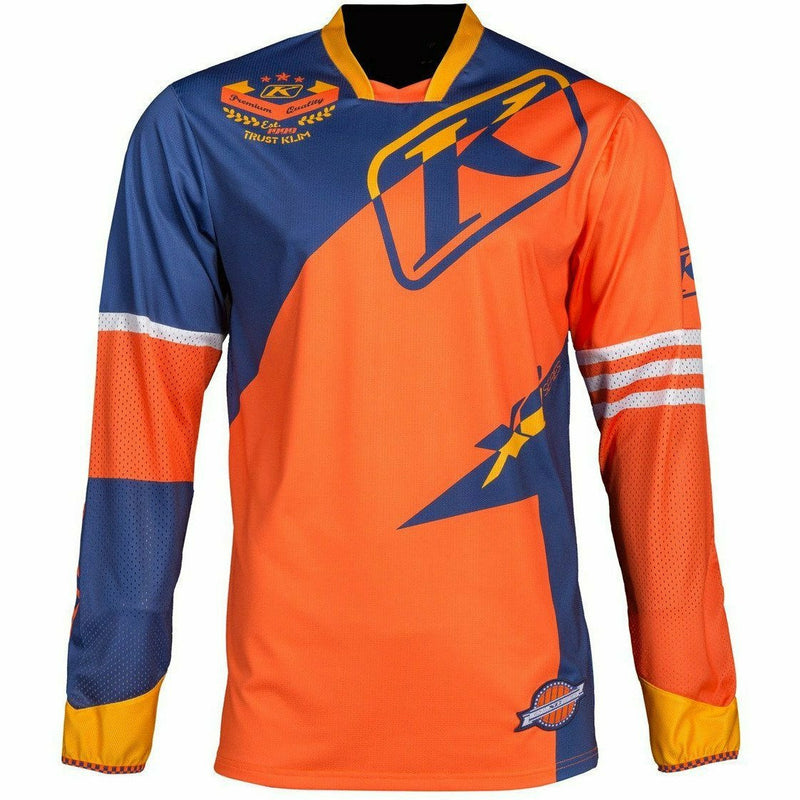 Klim XC Off-Road Jersey | Sale Jersey Klim Red MD