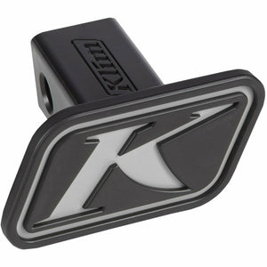 Klim Trailer Hitch Cover Accessories Klim Gray
