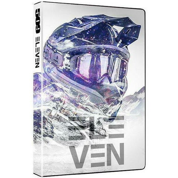 509 Volume 11 DVD | Snowmobile DVD Film 509 Volume 11