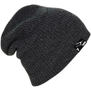 509 Oversized Beanie Beanie 509 Black-Heather