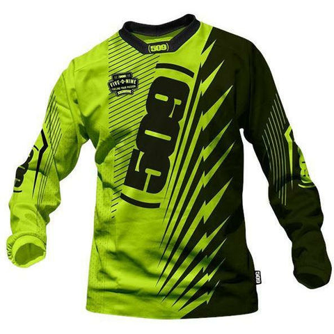 509 Voltage Jersey Jersey 509 Lime 2X